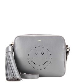 mytheresa.com. Leather TasselLeather Crossbody BagAnya ... a0e10f62b5367