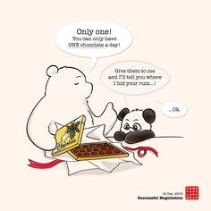 «Successful Negotiation» de Panda And Polar Bear