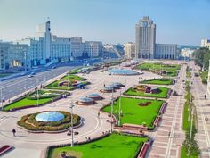 Get Cheap Delhi to Minsk Flights tickets at TripToWay. if you want to searching New Delhi to Minsk flights then I recommend you TripToWay .it provides the best price challenge for Delhi (DEL) to Minsk (MSQ) flights. Places To Travel, Places To See, Travel Destinations, Places Around The World, Around The Worlds, Bósnia E Herzegovina, Republic Of Belarus, Minsk Belarus, Famous Places