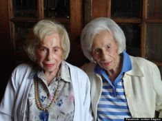 Oldest Living Identical Twins, Charlotte Eisgrou and Ann Primack, Turn 103.They are still in the best of health, despite their age.  Read full story @http://www.huffingtonpost.com/2012/12/30/oldest-living-identical-t_n_2377822.html?utm_hp_ref=mostpopular#