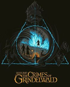 Create artwork for Fantastic Beasts: The Crimes of Grindelwald Create graphic material for Fantastic Harry Potter Poster, Harry Potter Anime, Magia Harry Potter, Arte Do Harry Potter, Always Harry Potter, Harry Potter Drawings, Harry Potter Pictures, Harry Potter Tumblr, Harry Potter Universal