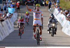 Kleber Ramos Da Silva (Funvic-Sao Jose dos Campos) is the stage 6 winner Photo credit © Tim de Waele/TDWSport.com