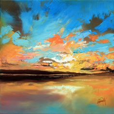 Warm Reflections by -Scott Naismith