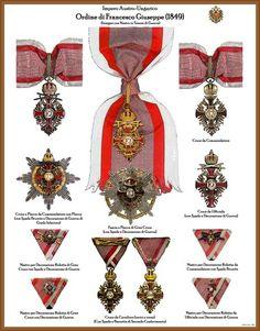 I NOSTRI AVI • Leggi argomento - Tavole ordini AUSTRIA-UNGHERIA (Nuove) Emblem, Austria, Badges, Badge