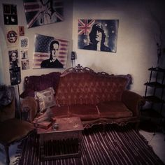 Punk interior