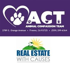 Help save lives and donate real estate to animal rescues! To contribute to Animal Compassion Team, visit http://www.realestatewithcauses.org/animalcompassionteam.htm or visit http://www.realestatewithcauses.org/donate-real-estate.htm to make a real estate donation to an animal rescue of your choice!