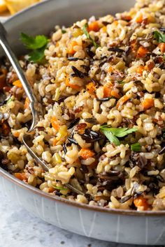Vegetable Side Dishes, Vegetable Recipes, Vegetarian Recipes, Cooking Recipes, Healthy Recipes, Vegetarian Rice Dishes, Meal Recipes, Rice Side Dishes, Gastronomia