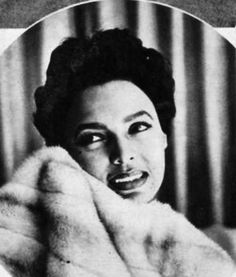 """It is better to have known her [Dorothy Dandridge] for a short time than to have never known her at all.""-Sidney Poitier"