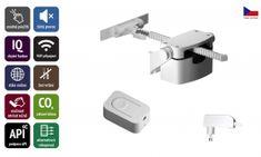 IOT device that let You control windows remotely and online Window Ventilation, Wifi, Windows, Internet, Window, Ramen