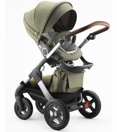 Stokke Trailz Stroller, Exclusive Edition - Nordic Green