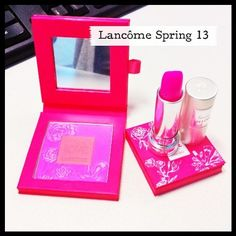 In Love with the spring look In Love from Lancôme!
