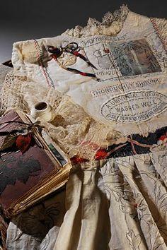 Ellen DeVall - textile artist