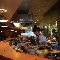 Restaurant: Ramen Shop