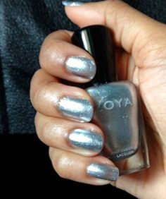 60 Winter Nail Polish Ideas, Submitted by Glamour.com Readers