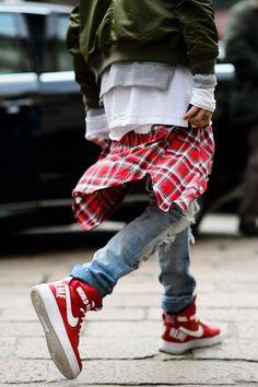 MILAN FASHION WEEK. Fashion and cool pics here: http://stayfreshpl.tumblr.com/: