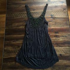 Embellished tank Nice for a night out, embellished tank Charlotte Russe Tops Tunics