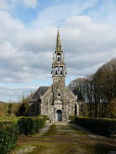Lanrivain ~ Chapelle du Guiaudet ~ Côtes d'Armor Bretagne