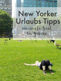 Hier gibt es praktische, interessante und spannende Reisetipps oder Urlaubstipps für New York City