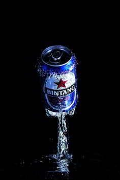 Beer Bintang #underwater