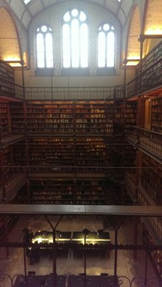 Library Rijksmuseum Amsterdam
