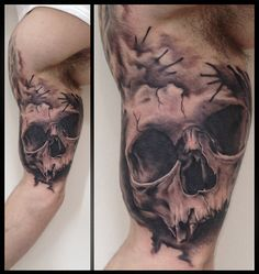 by József Török Raw Ink Tattoo, Wrexham, UK