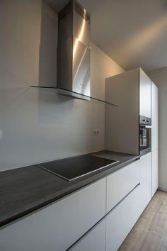 1000 images about keuken on pinterest met van and kitchens - In het midden eiland keuken ...