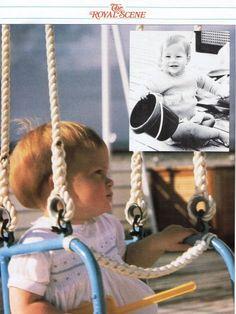 Activités Septembre _ & _ 15 septembre 1985 - Harry a un ans