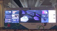 Social Lounge @ IBM InterConnect 2015