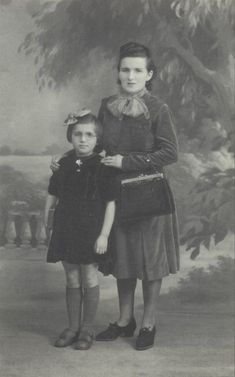 Louba was only 9 when she was sadly murdered at Auschwitz-Birkenau on Aug 1942 Edith Stein, In Memorium, Captain Corellis Mandolin, Forced Labor, Never Again, Anne Frank, 9 Year Olds, Persecution