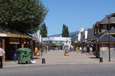 Coyhaique, Chile | The main shopping street in Coyhaique, Chile | Flickr - Photo Sharing!