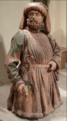 Niccolo dell Arca - Joseph d Arimathie