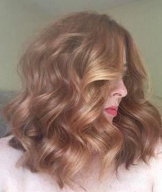Redhead marmalade curls