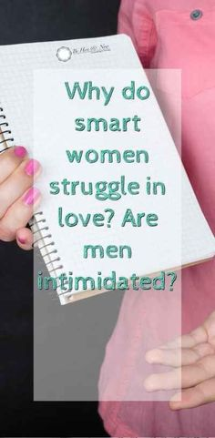 Why do smart women struggle in love Dalila Jusic-LaBerge, LMFT It's not what you think. Men are not intimidated. Read to find out. Relationship Struggles, Relationship Advice, Relationships, Marriage Advice, Dating Advice, What Men Want, Ways To Show Love, Smart Women, Dating Tips For Women