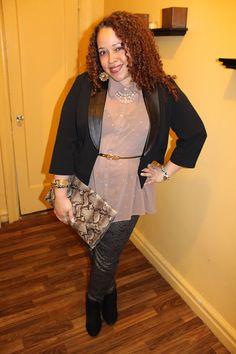Love this look from Sandra of La Pecosa Preciosa! #fashion