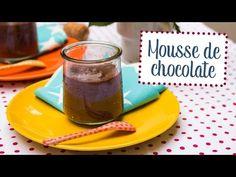 Mousse de chocolate - O Chef e a Chata em Paris - Chata de Galocha! | Lu Ferreira
