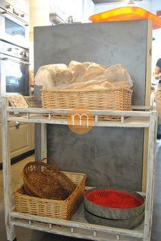 Microcrete Pastelaria A Minha Cozinha