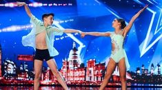 They may be young but they've got dance moves beyond their years. Check out Libby & Charlie's beautiful routine Britain Got Talent, Dance Moves, Youtube, Aud, Create, Logos, Amazing, Check, Musica