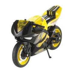 Rev up the biking excitement with this thrilling ride! The Hot Wheels Motorcycle assortment includes highly collectible large-scale models of authentic street bikes. Each intricately detailed vehicle features cool decos and styling — sure to please bike enthusiasts of all ages!