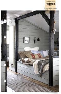 nesting - attic or porch?