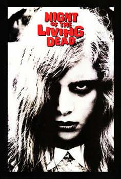 Night Of The Living Dead - 1990. #film movie #cinema #posters