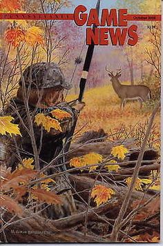 Hunting fishing magazine covers on pinterest fishing for Pa fish and game