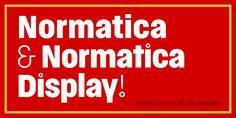 Normatica Display Free Demo /Volumes/cifsdata2$/_MOM/Design Freebies/Free Design Resources/Normatica_Free_Demo