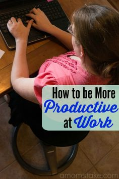 Use these tips on how to be more productive at work to keep you focused and better balance your priorities and tasks.