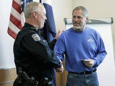 Greeley police honor Navy veteran who helped officer arrest violent suspect | GreeleyTribune.com