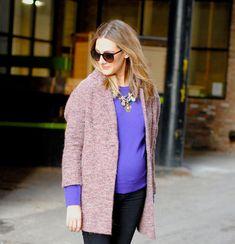 Pink   Purple (See Jane Re-wear) via See Jane / @Anna Jane Wisniewski (#6months)