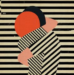 Juxtapoz Magazine - Paul Thurlby's Retro Illustrations