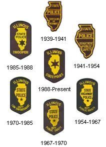International Companies, Police Uniforms, Illinois State, Police Patches, State Police, Weird Facts, Law Enforcement, Badges, History