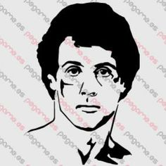 Pegame.es Online Decals Shop  #face #celebrity #cinema #realistic #stallone…