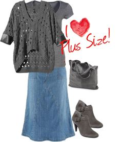 """""""Comfy Casual Plus Size"""" by mssalise on Polyvore"""