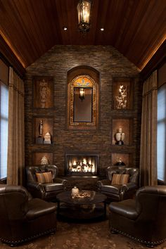 Grateful Stylish Layout Classy Living Room of The Lounge Room - Home of Pondo - Home Design - New Ideas Home Design, Home Office Design, Interior Design, Design Design, Whiskey Room, Whiskey Lounge, Classy Living Room, Cigar Room, Man Cave Home Bar